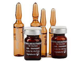 Препараты для мезотерапии лица, тела и волос - в чем их различия?