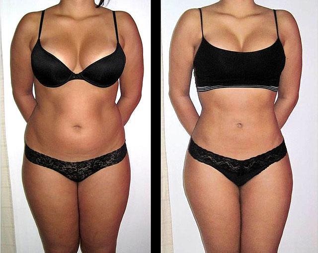 на сколько можно похудеть за полгода