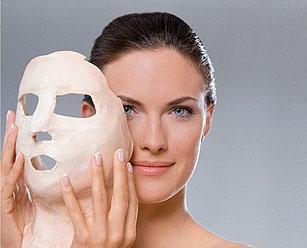 альгинатная маска в домашних условиях