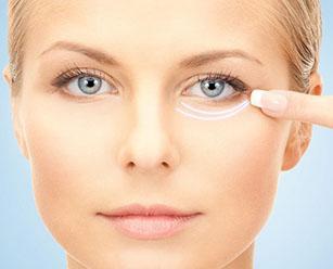 Инъекционная блефаропластика нижних и верхних век препаратом Dermaheal Eyebag Solution