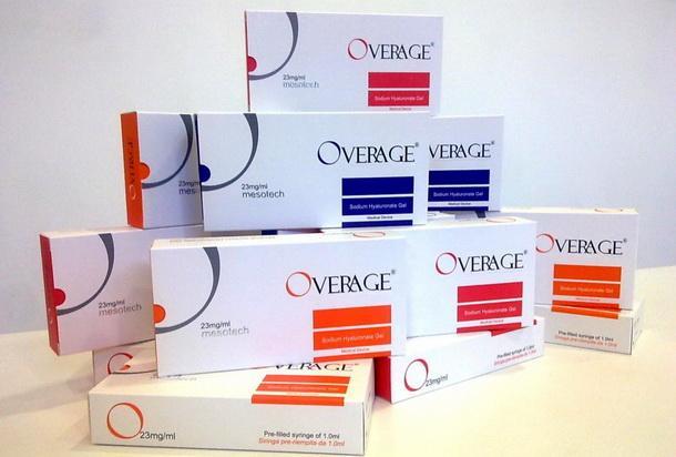 Overage – стоит ли доверять итальянскому бренду?
