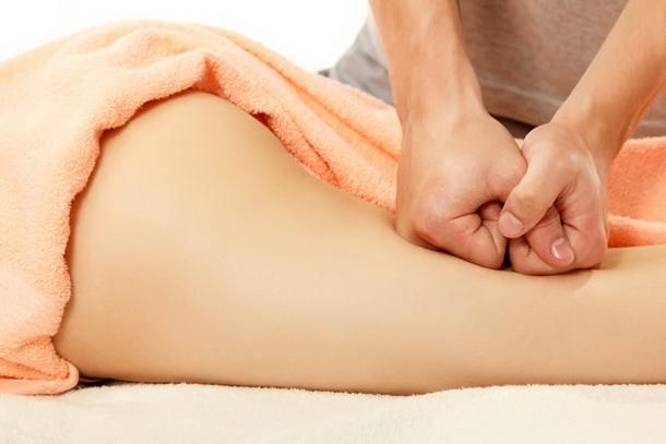 Массаж для похудения – прорабатываем бедра и ягодицы, чтобы ноги были стройными