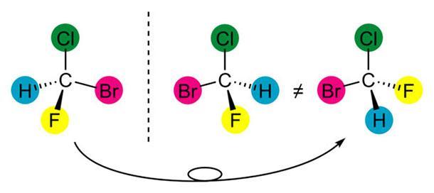 Хиральные молекулы