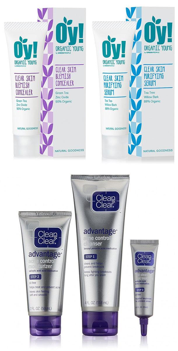 Уходовые средства для подростковой кожи