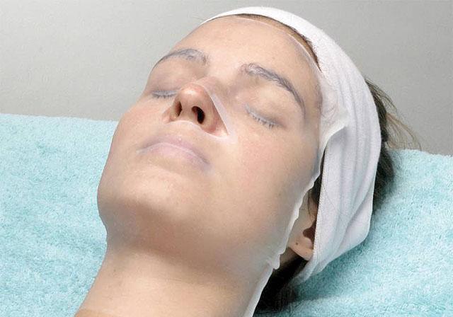 парафинотерапия для лица