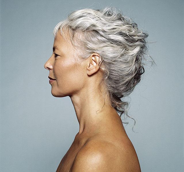 как предотвратить седину волос
