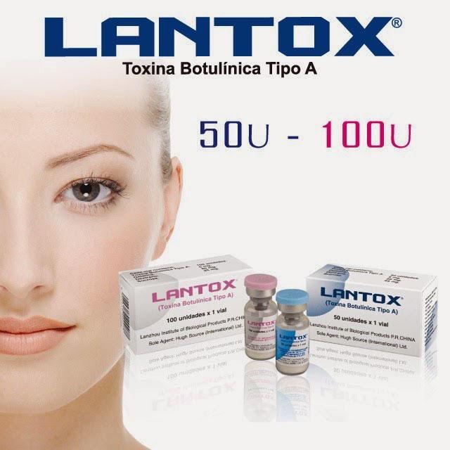 лантокс в косметологии