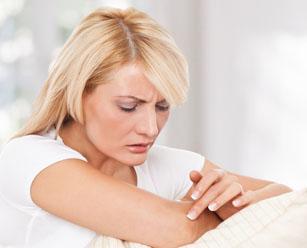 Лечение сухой кожей при экземе