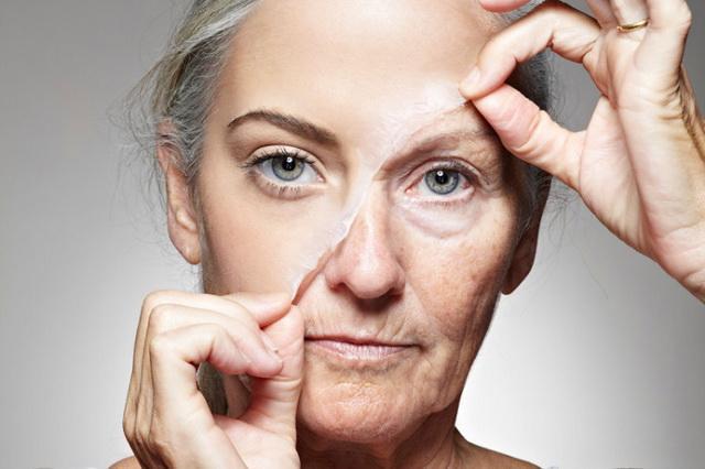 Раннее старение кожи лица причины