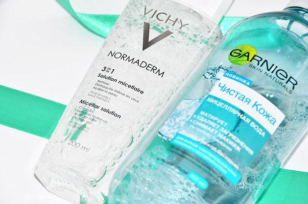 Мицеллярная вода для проблемной кожи — Уход за лицом