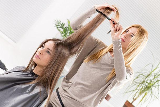 Наиболее популярные виды выпрямления волос