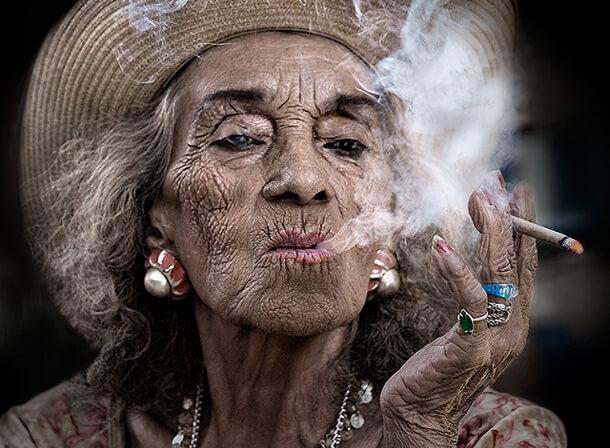 Как влияет курение на кожу лица: влияние на курильщика, отказ от курения