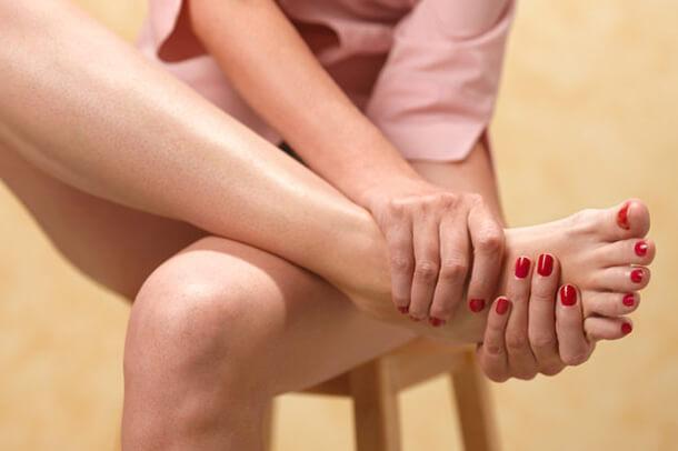 Первые признаки сахарного диабета на коже