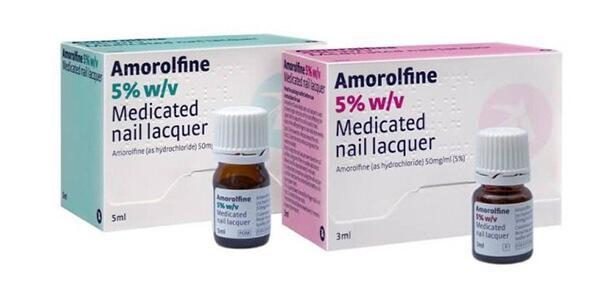 Лак аморолфин