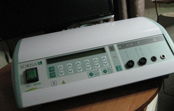 Электроэпилятор фирмы Sorisa