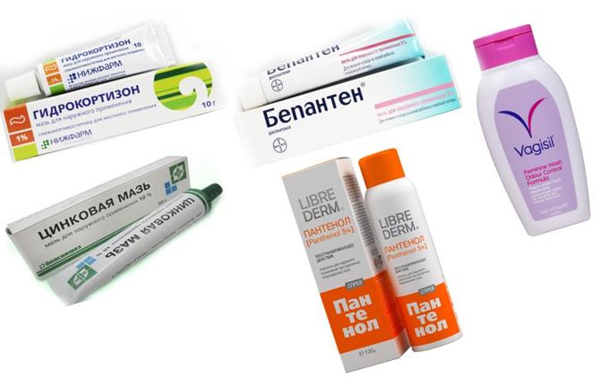 Увлажняющие и восстанавливающие средства для кожи применяемые после эпиляции